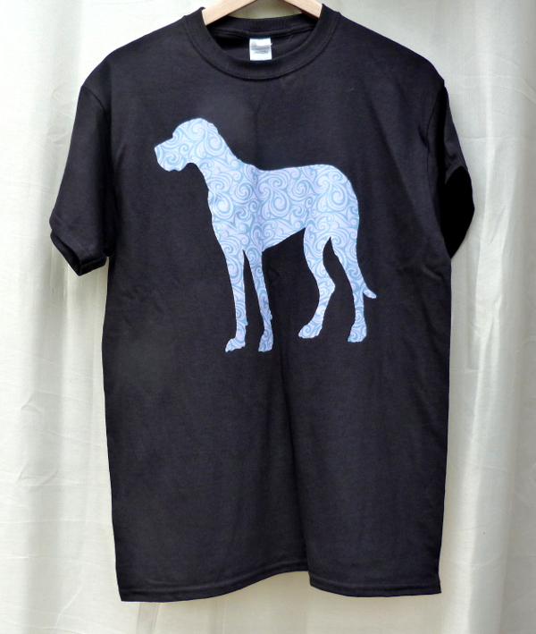 Great Dane Chic T Shirt