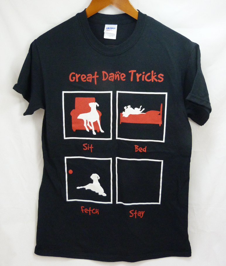 Great Dane Tricks T Shirt
